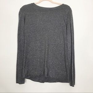The Limited Open Back Sweater XL